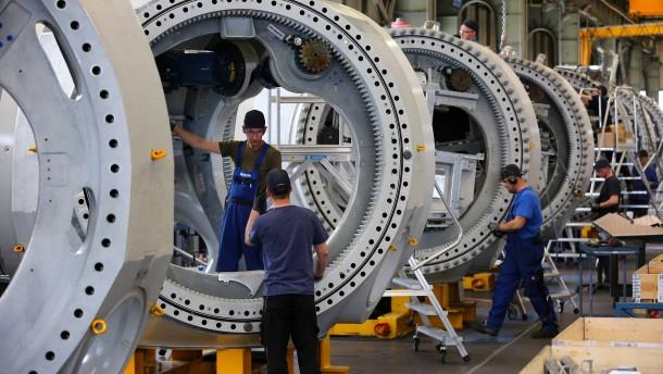 Weshalb die deutsche Wirtschaft kaum noch wächst