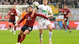 Augsburg verpasst Derby-Sieg