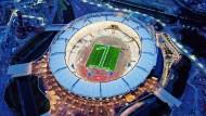 Hier werden aus Sportlern Helden: Londons Olympiastadion