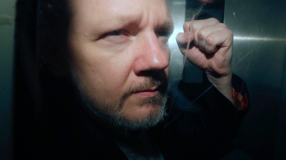 Gegen ihn wird in Schweden nicht mehr wegen des Vorwurfs der Vergewaltigung ermittelt: Julian Assange