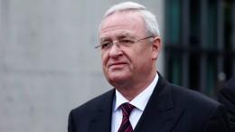 Amerikanische Börsenaufsicht verklagt VW und Winterkorn