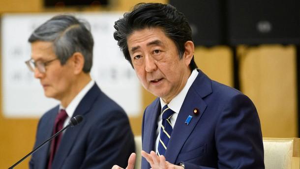 Regierungschef Abe wird immer unbeliebter