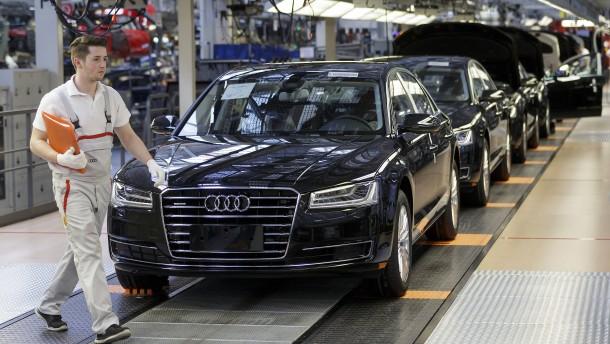 Audis Versäumnisse