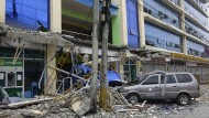 Mindestens sechs Menschen sterben bei Erdbeben