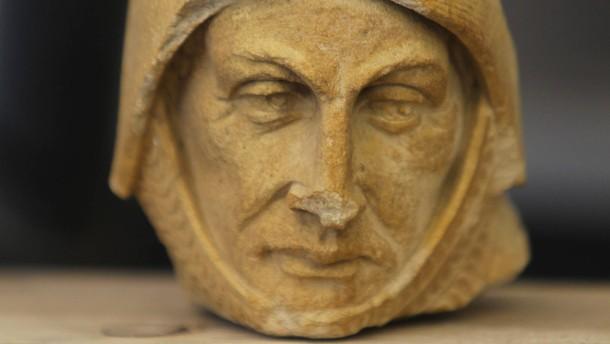 Wie der Kölner Dom einen Kopf zurückbekam