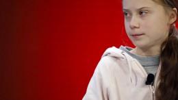 Greta fordert mehr Gehör für junge Generation