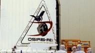 Nasa plant Rendezvous mit dem Asteroiden Bennu