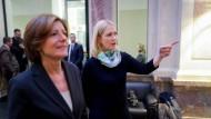 Nächtliche Beratung: SPD-Spitze schließt große Koalition nicht mehr aus