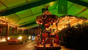 Weihnachtsmarkt per Drive-In