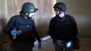 Chemiewaffeninspekteure erhalten Friedensnobelpreis