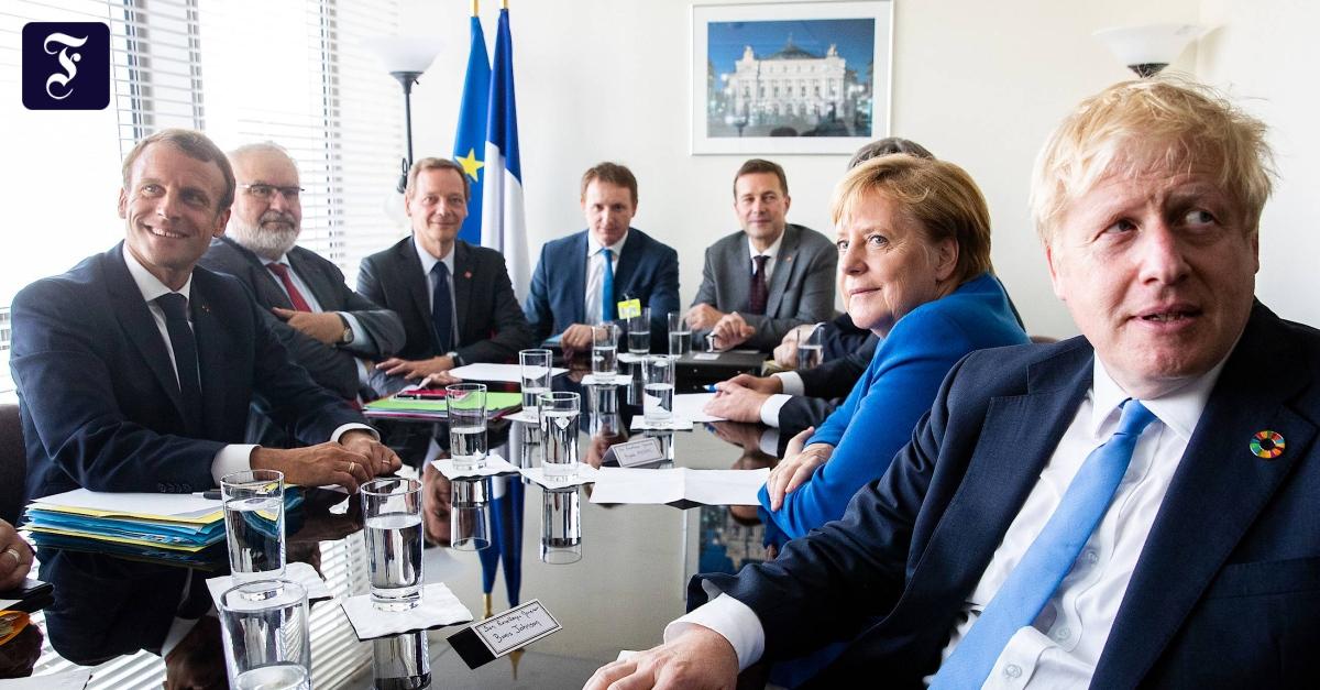 Gemeinsame Erklärung: Merkel, Macron und Johnson machen Iran für Angriff verantwortlich