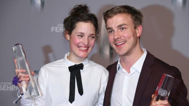 Das sind die Gewinner des deutschen Fernsehpreises