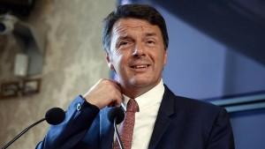 Matteo Renzi gründet eigene Partei