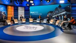 Parteien suchen letzte Koalitions-Positionierungen