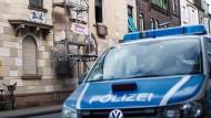 Pressekonferenz zur Festnahme in Herne