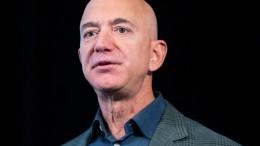 Amazon-Chef Bezos spricht sich für höhere Unternehmenssteuern aus