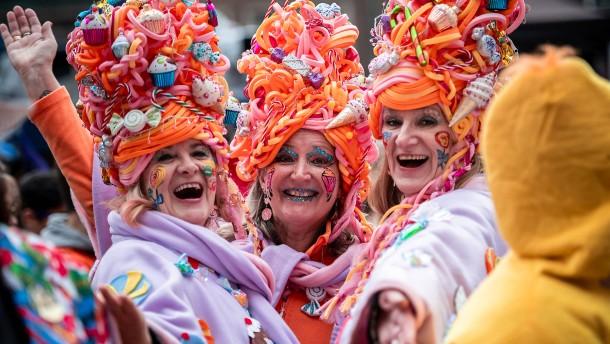 Karneval in Nordrhein-Westfalen weitgehend abgesagt