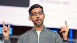 Google-Konzern wächst stramm, aber weniger als erwartet