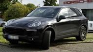 Auch den Cayenne wird es künftig nicht mehr als Diesel-Variante geben.