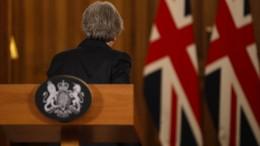 Regierungskrise wegen des Brexit-Deals