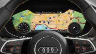 So fährt der vernetzte Audi ins Internet