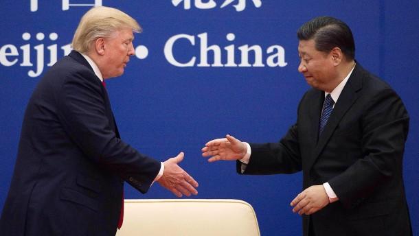 Im Handelsstreit wird wieder geredet