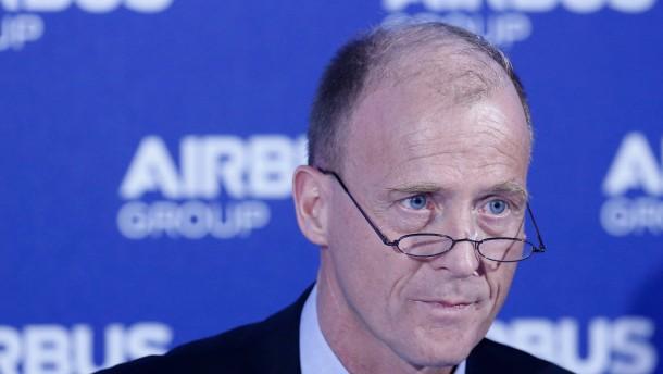 Airbus skizziert Pläne für Ausstieg aus Dassault Aviation