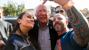 Tritt der Held der Jugend gegen Trump an?