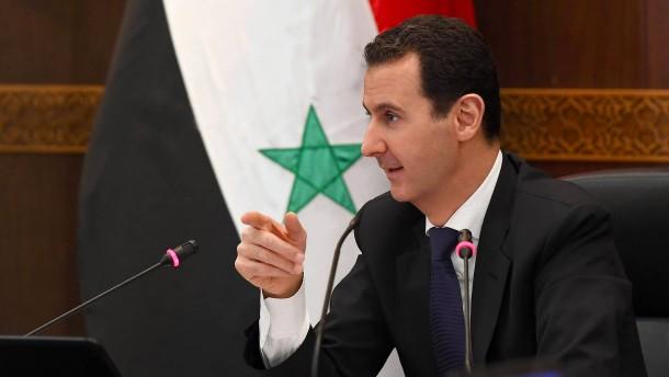 Bereitet Assad den nächsten Chemiewaffenangriff vor?
