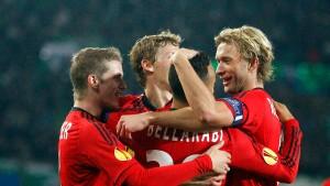 Leverkusen lässt Rapid keine Chance