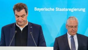 Söder sieht keinen Anlass zur Entwarnung in Bayern