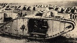 Engländer setzen Panzer ein - deutsche Truppen zurückgedrängt
