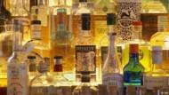 Besuch im Gin-Hotspot