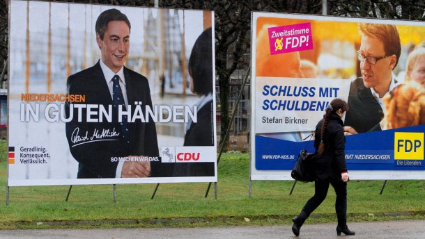 Feature Wahlkampf Hannover