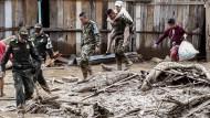 Hunderte Tote nach Schlammlawinen in Mocoa