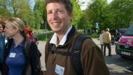 Naturfreund: Der 37 Jahre alte Patrick genießt sein Wanderdate.