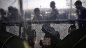Die Eingeschlossenen von Idomeni