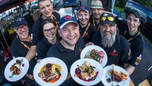 Martin Schulz ist Deutscher Grill-Meister