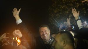 Deutschstämmiger wird Präsident in Rumänien