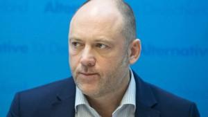 Paul verzichtet auf Kandidatur als AfD-Landeschef