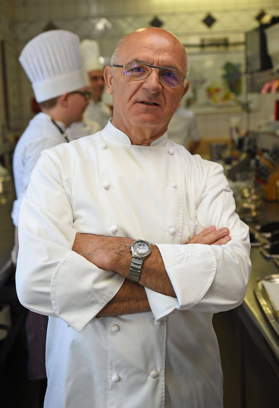 Jean-Claude Bourgueil in Düsseldorf