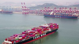 China droht mit Vergeltung