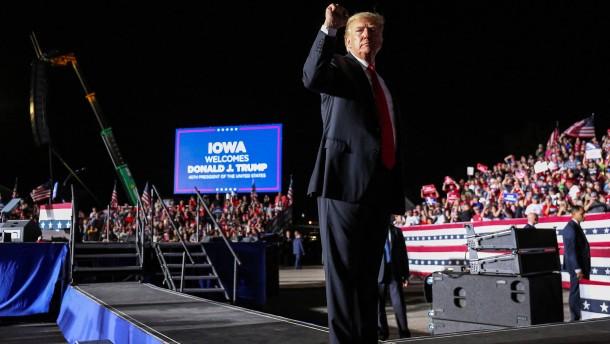 """""""Wir wollen Trump!"""""""