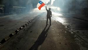 Chile kommt nicht zur Ruhe