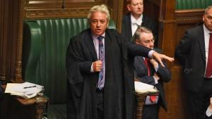 Wie John Bercow das Parlament modernisierte