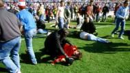 Anklage 28 Jahre nach Fußballkatastrophe erhoben