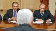 Steinmeier gegen Einladung Putins zum G-7-Gipfel