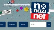 """Zeigt der rechtsextremen Szene im Internet Grenzen auf: das Portal """"no-nazi.net"""""""