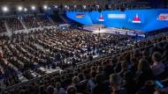 Bundesparteitag der CDU in Essen