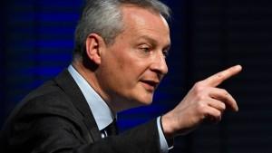 Die Digitalsteuer von Le Maire ist populistisch